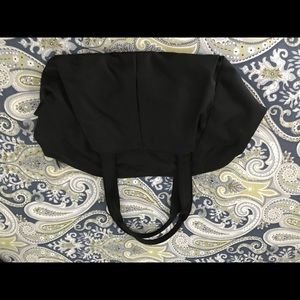 lululemon athletica Bags - Lululemon black gym bag